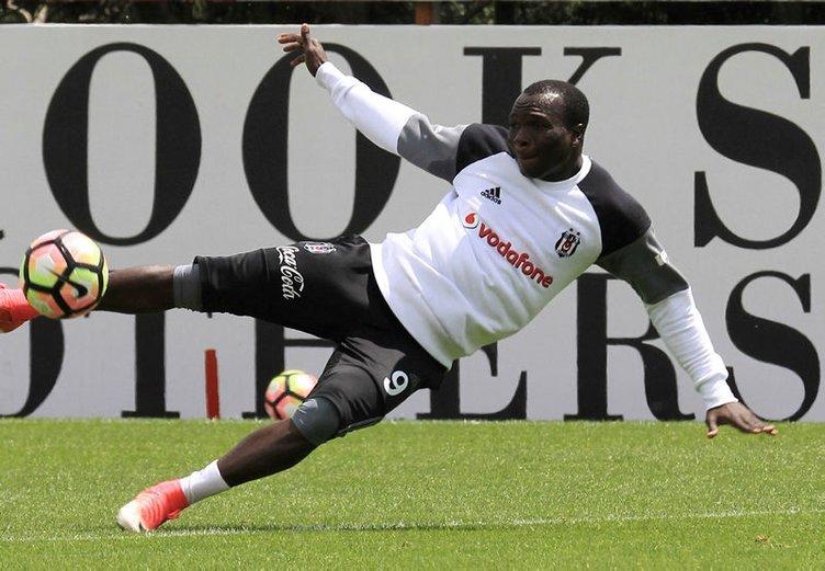 Aboubakar: Beşiktaş'ta kalmak istiyorum