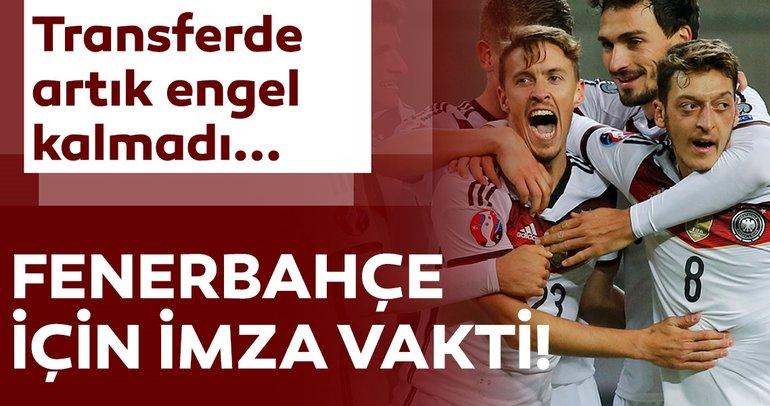 Fenerbahçe transfer haberleri: Max Kruse'nin Fenerbahçe'ye transferi an meselesi