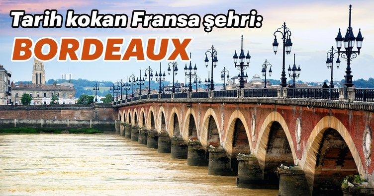 Tarih kokan Fransa şehri: Bordo