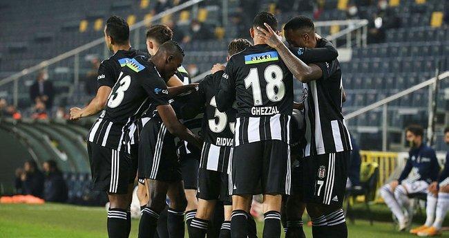 Fenerbahçe 3-4 Beşiktaş (MAÇ SONUCU)