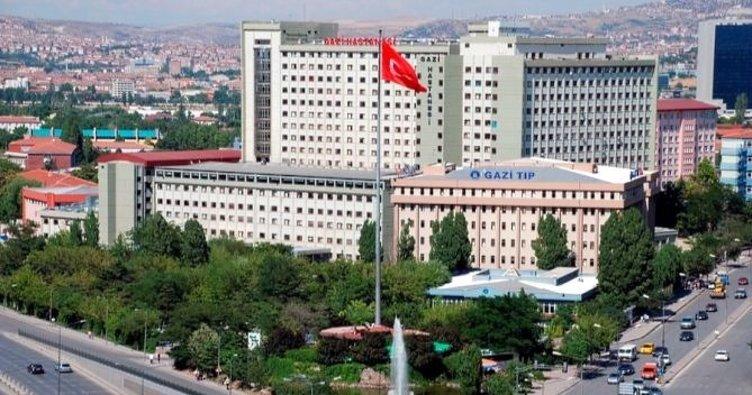 Son dakika: Ankara'da korkunç olay: Gazi Üniversitesi Hastanesi Müdürü Muammer Zeki Şahnaoğlu'na saldırı!