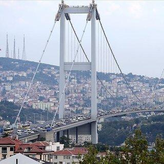 Köprü ve otoyollardan Ocak'ta büyük gelir!
