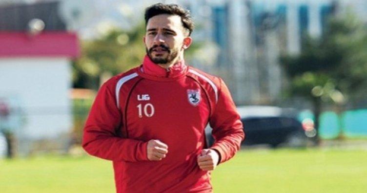 Menemenspor, Canberk Aydın'ı transfer etti