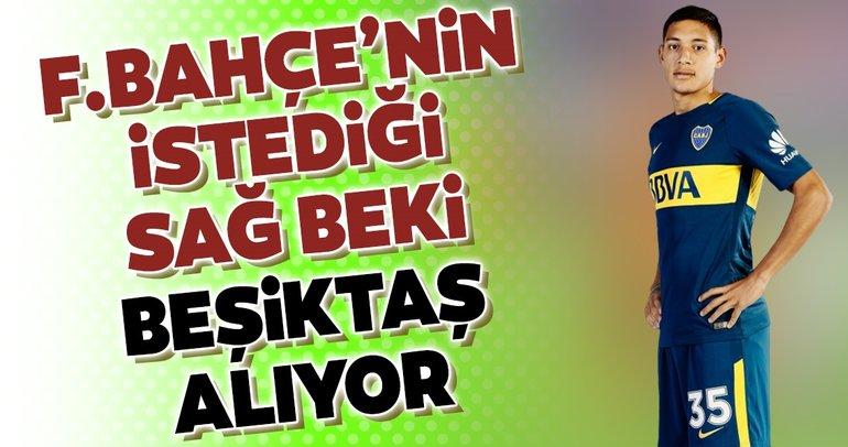 Fenerbahçe'nin istediği sağ beki Beşiktaş alıyor! 3 yıllık kontrat...