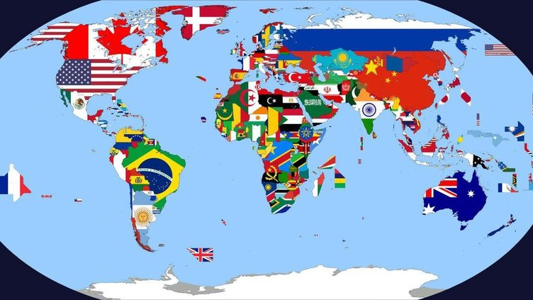 İnterneti en fazla kullanan ülkeler