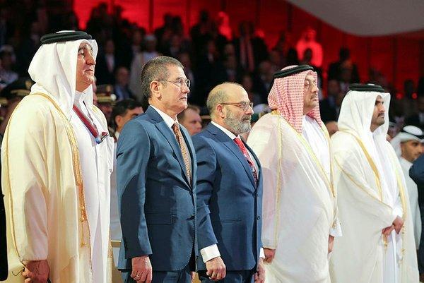 Savunma Sanayi Müsteşarlığı'ndan Katar'a çıkarma