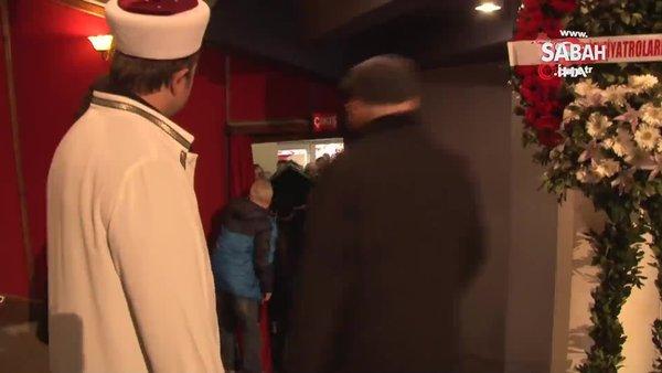 Usta oyuncu Aytaç Arman için anma töreni düzenlendi