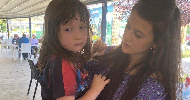 5 yaşındaki çocuğa köpek saldırdı
