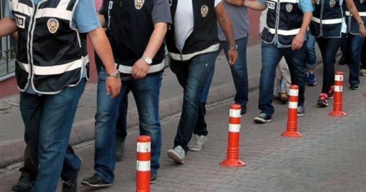 Son dakika: Çanakkale'de FETÖ operasyonu: 12 tutuklama