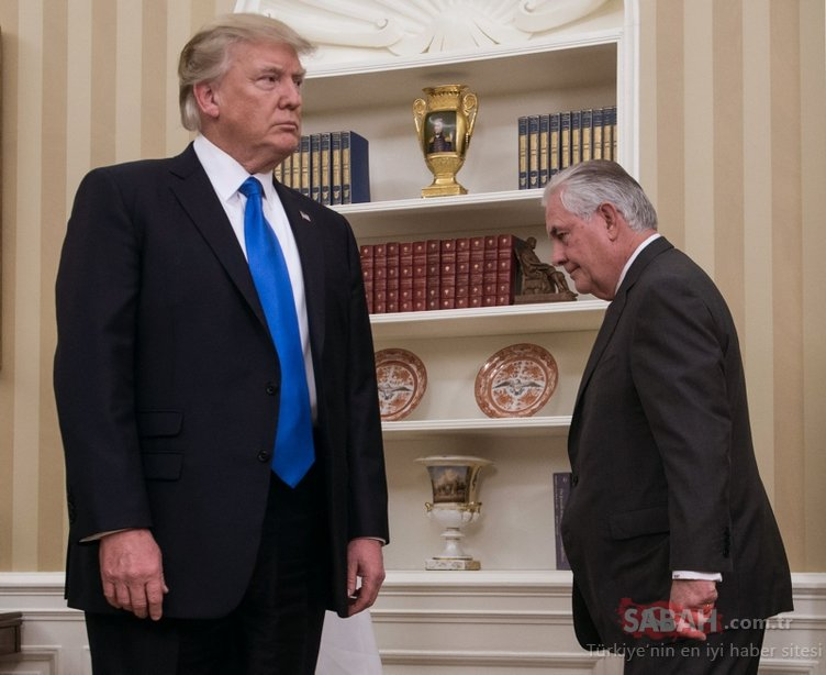 Eski bakan Rex Tillerson Trump'ı anlattı