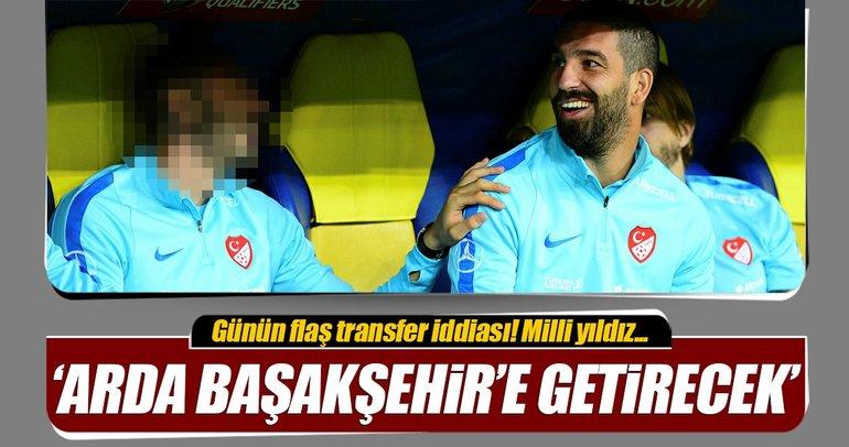 Başakşehir'den sürpriz transfer hamlesi: Burak Yılmaz!