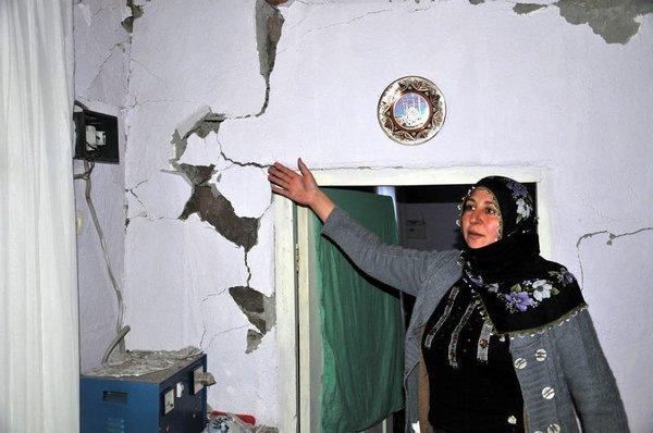 Muş'ta 5,0 büyüklüğünde deprem