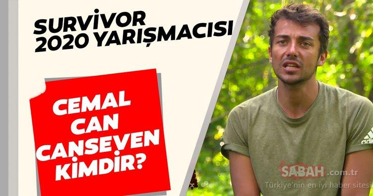 Survivor Cemal Can Canseven kimdir? Cemal Can Canseven kaç yaşında, mesleği ne?