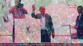 AK Parti Genişletilmiş İl Danışma Meclisi Toplantısı'nda Başkan Erdoğan'a özel karşılama