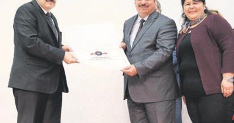 Akdeniz'e Engelsiz Üniversite ödülü
