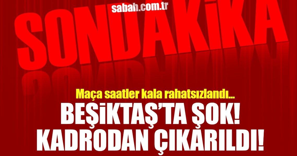 Beşiktaş'ta derbi öncesi Oğuzhan şoku!