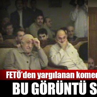 Komedyen Atalay Demirci hakim karşısında... Bu görüntü soruldu