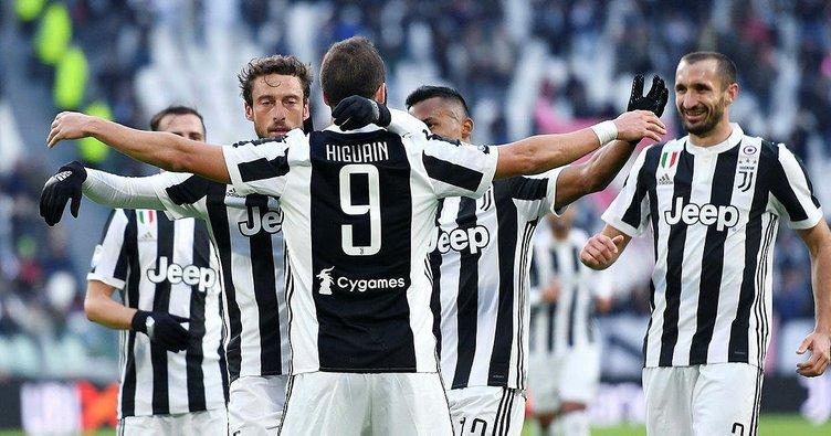Juventus'tan farklı tarife
