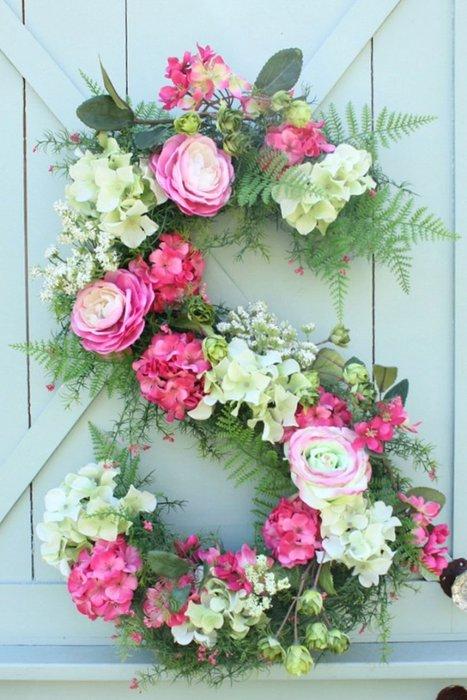 Kapınızı güzelleştirecek birbirinden güzel kapı süsü fikirleri