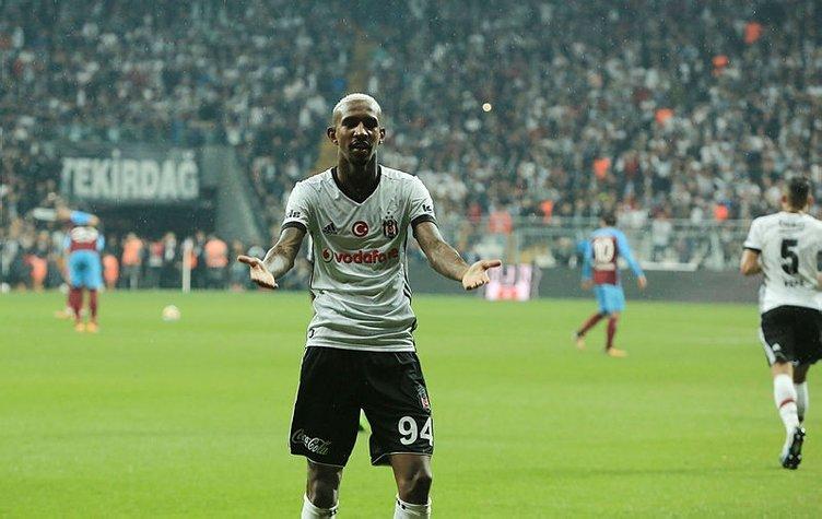 Beşiktaş Yönetimi'nden flaş Talisca kararı