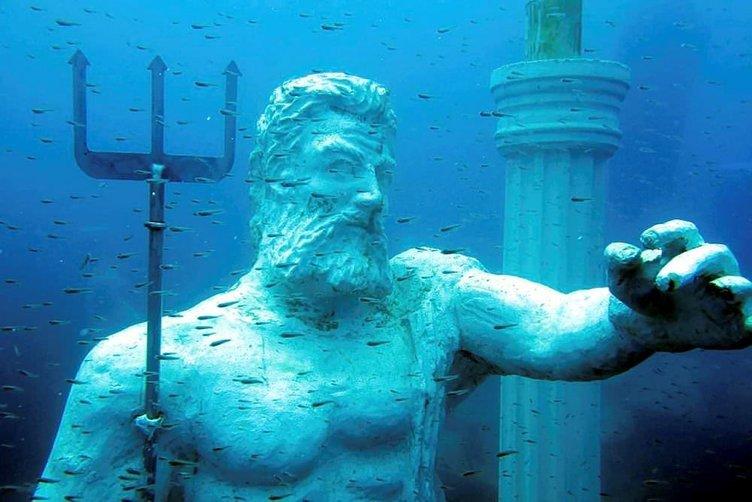 Deniz Müzesinden muhteşem kareler