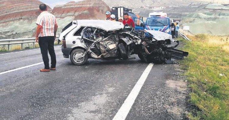 Nallıhan'da trafik kazası: 1 yaralı