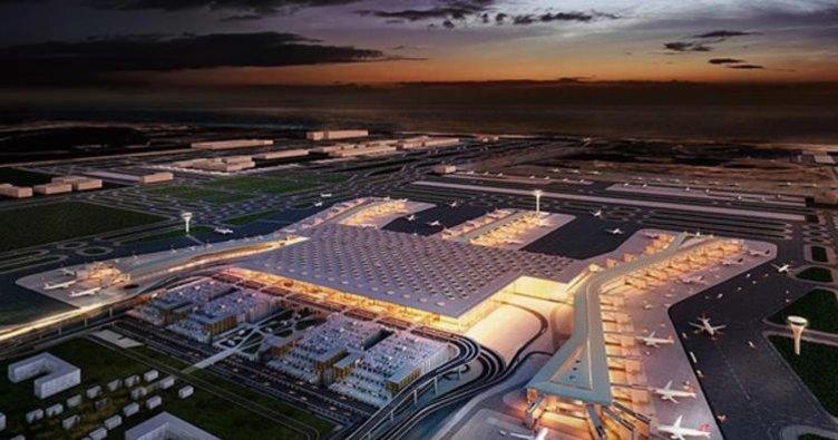 İstanbul Havalimanı'nda düzenlenen alışveriş etkinliğine 110 bin yolcu katıldı