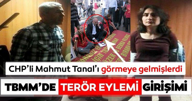 Son dakika haberi: DHKP-C'li teröristlerden TBMM'de terör eylemi girişimi