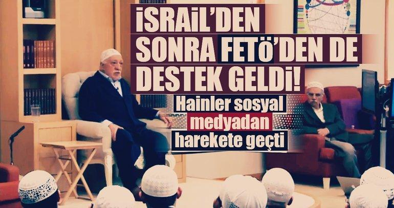 İsrail'in desteğini gören FETÖ'den Barzani için tweet talimatı