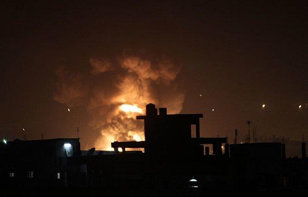 Dünyadan günün fotoğrafları (21 Kasım 2012)