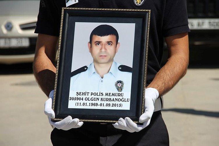 Şehit polis 10 gün önce annesini kaybetmiş!