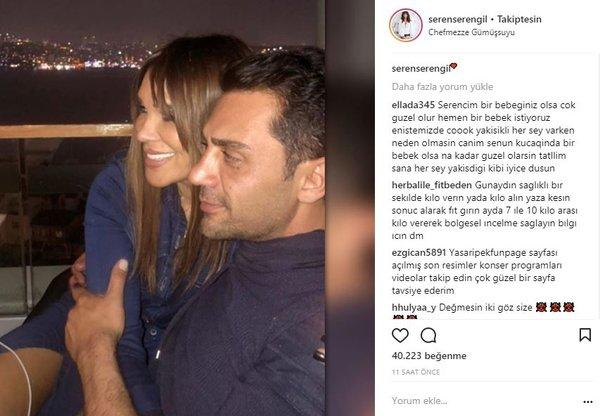 Oyuncu Gökçe Akyıldız oğluyla ilk kez fotoğraf paylaştı. İşte ünlülerin Instagram paylaşımları (12.04.2018)