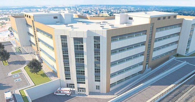 Menderes Devlet Hastanesi inşaatı başlıyor