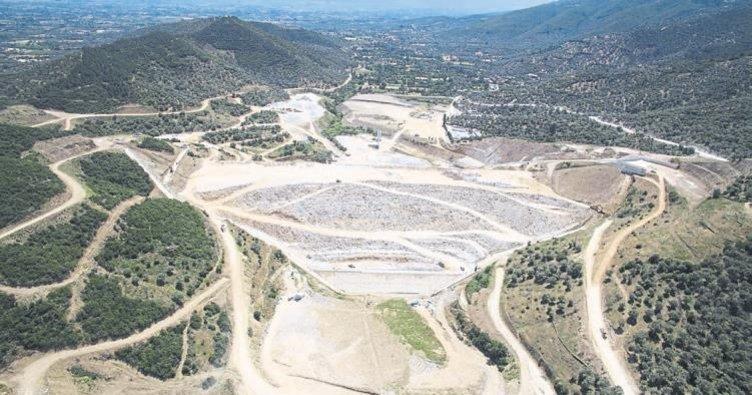 Rahmanlar Barajı'nın yüzde 70'i tamamlandı