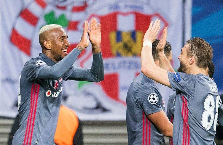 Beşiktaş tarih yazdı! Birden fazla ilke imza attı