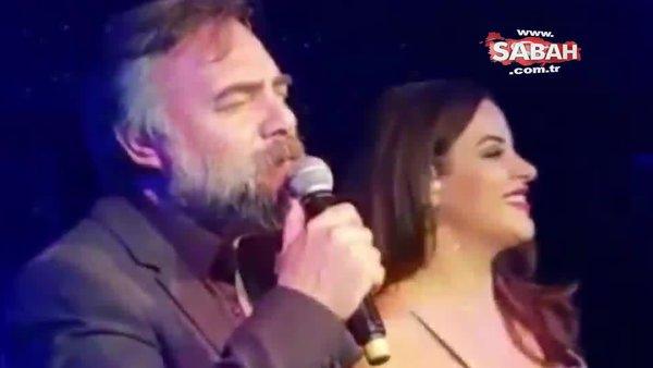 Eşkıya Dünyaya Hükümdar Olmaz'ın Hızır Çakırbeyli'si Oktay Kaynarca, Zara ile sahneye çıkıp böyle türkü söyledi!