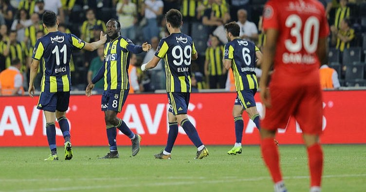 Fenerbahçe ligi 6. sırada tamamladı