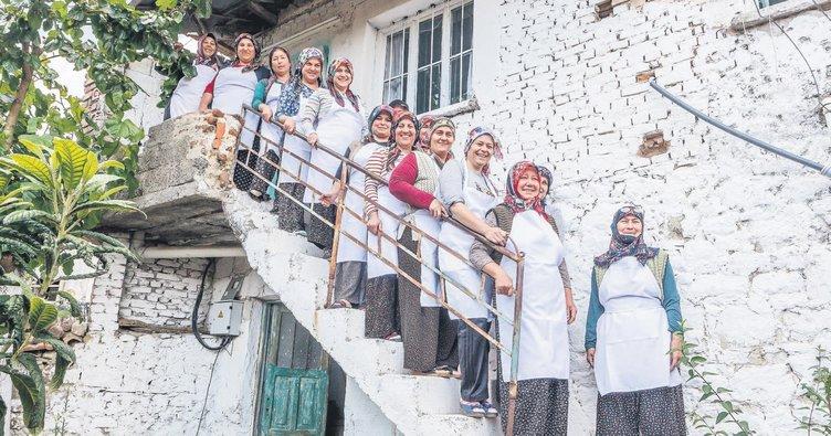 Yırca'nın kadınları suya sabuna dokundular kurumsallaştılar