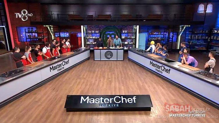 MasterChef'te eleme adayı kimler oldu? 9 Eylül 2020 MasterChef bireysel dokunulmazlığı kim kazandı? İşte o isimler...