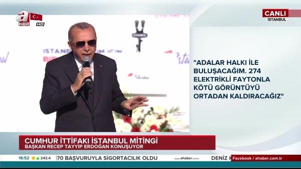 Cumhurbaşkanı Erdoğan'dan dövizi tırmandırmaya çalışanlara sert uyarı!