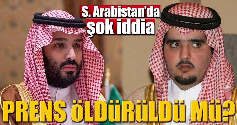 Suudi Arabistan'da şok iddia