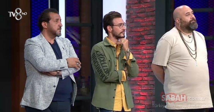 Masterchef'te kim kazandı? 9 Ağustos 2020 Masterchef Türkiye 7. Ve 8. Ana kadro yarışmacısı kim oldu, günün birincisi kim?