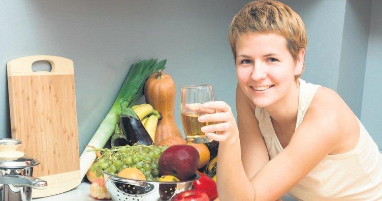 Halsizliği önlemek için meyve ve fındık tüketin