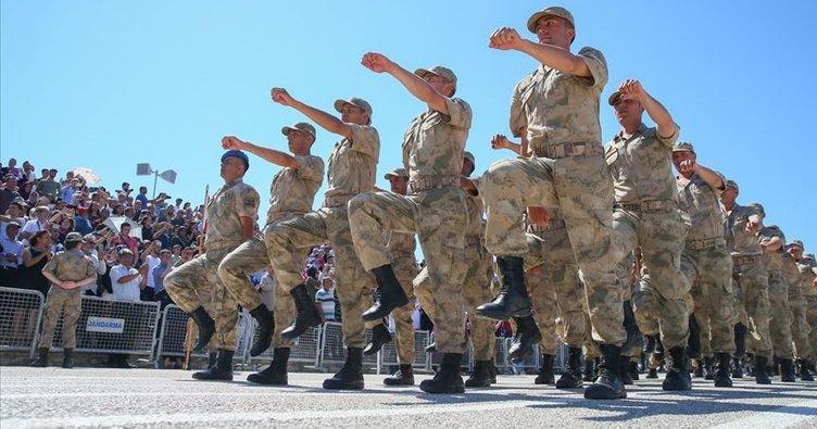 Yeni askerlik sisteminde askerlik hizmeti sırasında kaç gün izin kullanılır?