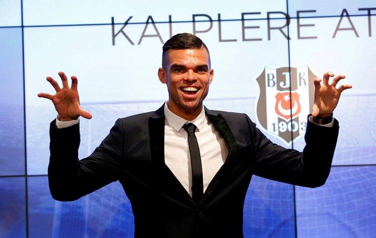 Beşiktaş'ta Pepe'den sonra bir yıldız daha!