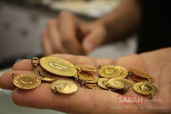 Altın fiyatları son dakika: 20 Eylül 2020 Bugün Gram, yarım, tam, 22 ayar bilezik ve çeyrek altın fiyatları ne kadar oldu? Canlı ve uzman yorumları