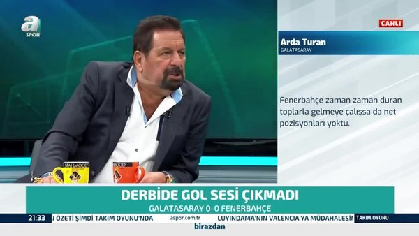 Erman Toroğlu: Galatasaray Fenerbahçe'yi yenemiyorsa...