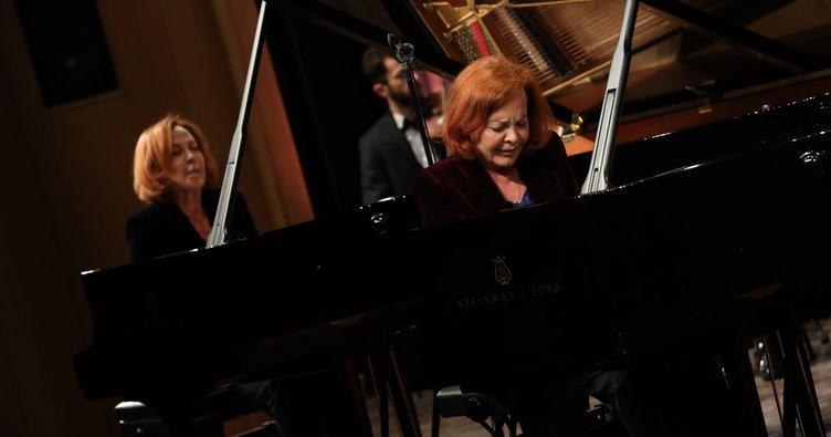 18. Uluslararası Antalya Piyano Festivali büyüleyici bir finale imza attı