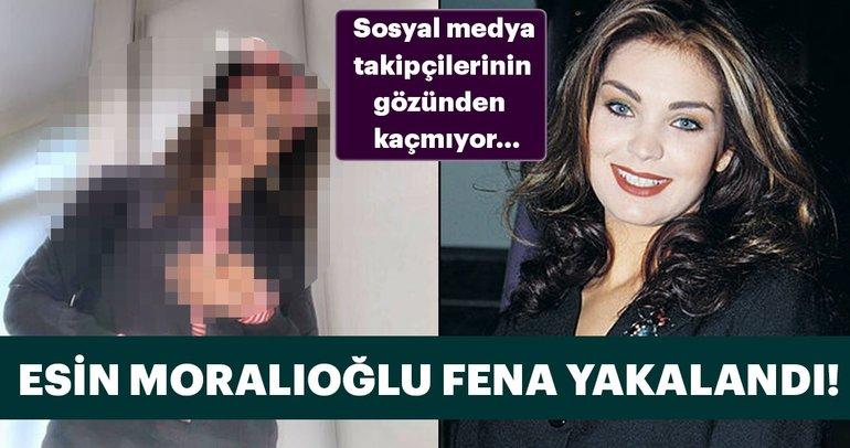 Ünlü isimlerin Instagram paylaşımları (17.05.2018)(Esin Moralıoğlu)