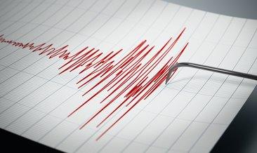 Son dakika Van'da deprem! Hakkari'de de hissedildi #hakkari